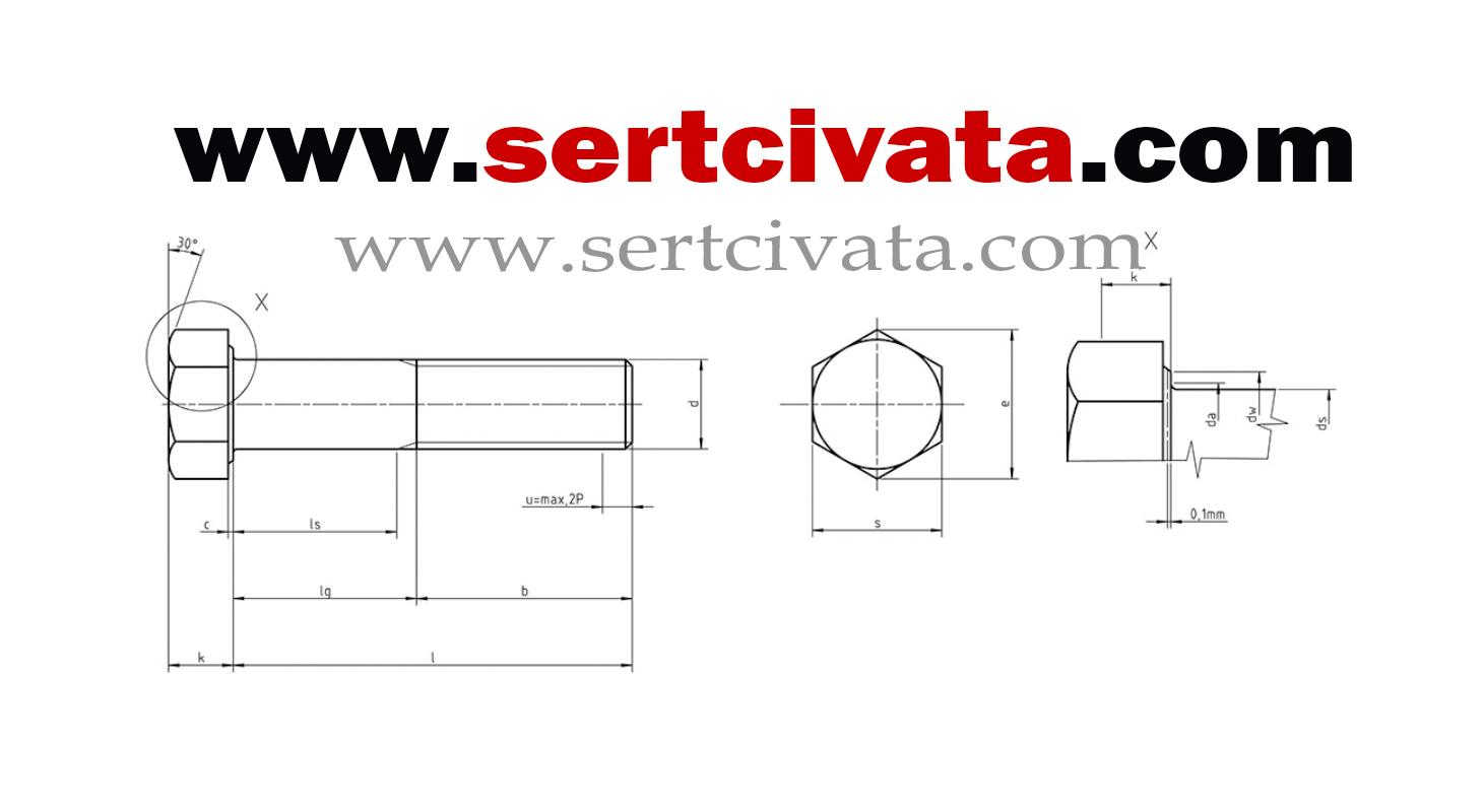DIN6914_ISO7411_konstruksiyon_civatasi_imalat