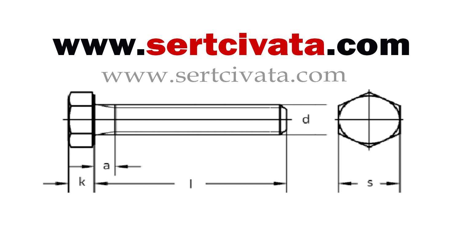 DIN961_ISO8776_tam_paso_ince_dis_ince_hatve_civata_imalat